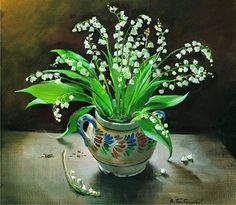 Sergey Tutunov (lily of the valley)
