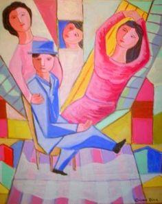 blog DOM SEVERINO: Vida e obra do pintor pernambucano Cícero Dias