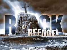 For You are my rock and my fortress; You lead and guide me because of Your name -Psalm 31:3    Read more: www.knowing-jesus...