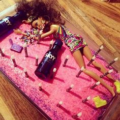 haha 21st birthday cake - if only I'd seen this about a week ago!