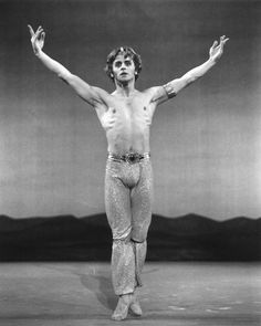 Mikhail Baryshnikov Ballet Beefcake Photo Turning Point 72 | eBay
