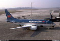 Boeing 737-59D - British Midland Airways - BMA | Aviation Photo #0204865 | Airliners.net