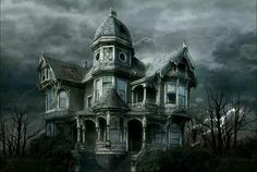 Gothic vampire's club