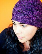 Ravelry: Bleeding Hearts Hat pattern by Anastasia E White