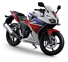 Official Image of Honda CBR300R