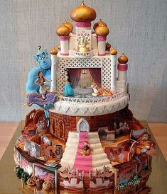 Really couldnt eat this cake! Más