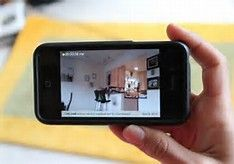 cheap surveillance cameras with smart phone - Bing images