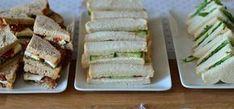 High Tea Sandwiches ideeën - Uit Paulines Keuken