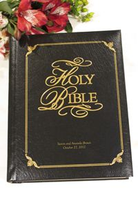 Family Faith & Values Bible KJV Bonded Leather-Black - The Family Faith  Values Bible is a wonderful and thoughtful way to pass on a legacy of faith to the next generation.