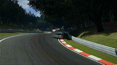 Deep Forest Raceway View GT6