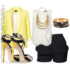 """""""Saturday Bliss"""" by adoremycurves on Polyvore Love this but with long pants I'm over 30! LOL!"""