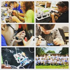Middle school students from the Northern Neck and Middle Peninsula gathered with at our Warsaw Campus with folks from the Naval Surface Warfare Center Dahlgren to construct underwater robots the week of July 13 2015. Thank you to all who helped out and attended! #stem #RCC #college #camp #summercamp #stemcamp #nnk #northernneck #vccs #comm_college #communitycollege #virginia