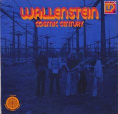 """Wallenstein """"Cosmic Century"""" (Germany, 1973)"""