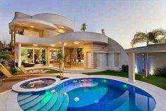 Cute house design