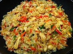 Dieta Rina: Ziua de amidonuri Rina Diet, Diet Recipes, Recipies, Low Carb Diet, Fried Rice, The Cure, Vegetarian, Blog, Ethnic Recipes