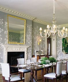 Dining Room Wall Mural   Wallpaper Mural Ideas   12642 | Wall Murals |  Pinterest | Custom Wall Murals, Wall Murals And Custom Wall
