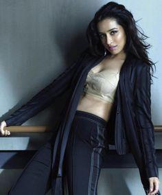 Shraddha Kapoor for Cosmopolitan India February 2017