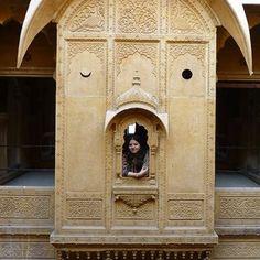 Royal Rajasthan - Jodhpur and Jaisalmer #Wardrobe #travel #culture