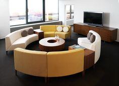 Circa Modular Seating | Nurture by Steelcase – Healthcare Furniture
