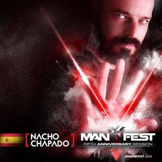 Special session! Specially made for the upcoming edition of ManInFest 5 Years Anniversary next 30th of September in Mexico City!
