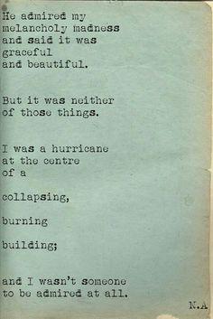 Beautifully said.
