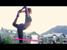 Spin It! The Hoop Yoga Revolution - YouTube