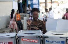 Haití se prepara para elecciones generales del 9 de octubre