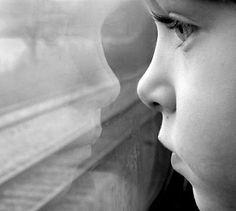 Image - Le noir est comme le désespoir . Le blanc est comme l'instant parfait que tu dois oublier . - - Skyrock.com