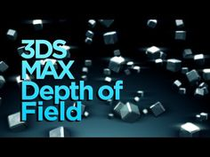 Intermediate 3D studio Max depth of field tutorial using 3ds Max's in camera dof setting and how to create/use a Z Depth Pass. Subscribe to the Dudely Pro Yo...