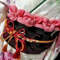 帯揚げ帯締め(1~350) - 詳細表示 - ブライダル専門美容師のこだわり仕事 - Yahoo!ブログ Japanese Kimono, Crochet Necklace, Accessories, Style, Fashion, Kimonos, Traditional Clothes, Swag, Moda