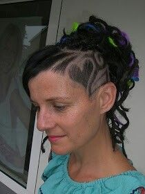 1000 images about hair tattoos on pinterest hair for Hairline tattoo cost