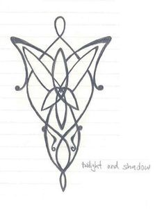 Lord of The Rings: Arwen's Evenstar