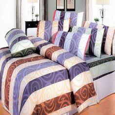 床包組-單人 [水波紋]含一件枕套, 100%超細纖維,Artis台灣製內容件數:薄床包x1+美式枕套x1 材質:極細纖維 產地:台灣 尺寸:單人