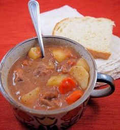 Crock pot beef stew Ingredients 1 Tbsp. Worcestershire sauce ½ C flour 1 tsp salt 1 tsp pepper ¼ + 1 Tbsp water 1½ lb. beef stew meat 4 medium potatoes, cubed 3-4 large carrots, sliced 1¾ C beef stock or broth 14-18 oz. diced tomatoes, undrained Directions 1. Whisk together the first 5 ingredients in the bott | best stuff