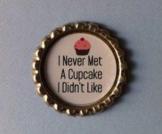 Cupcake quote ~cute~ @Brittany Horton McGinnis