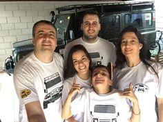 Eder Bonesi, de Jundiaí-SP ... Com a familia ( Abril 2016 )