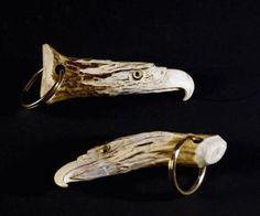 Deer Antler Candle | Bridge Creek Antler Carving