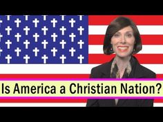 """Is America a Christian Nation? """"America's best Christian"""", Mrs. Betty Bowers, says """"yes""""! Believers should share this far and wide :-)"""