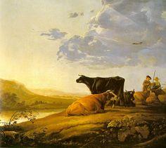 Aelbert Cuyp 1620-1691