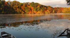 Ann Arbor lakeside