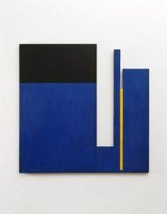 04  B.Munari, Negativo-positivo, 1953, olio su tavola