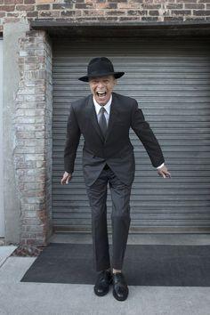 Última sesión de fotos de David Bowie antes de su fallecimiento | #DavidBowie