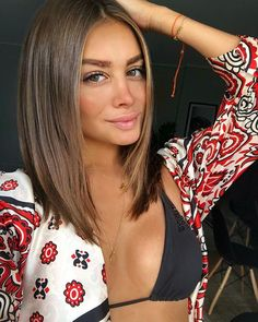 lilienne via HaarFarben Ombre Hair Color For Brunettes contreraslilienne die fashionistaeast Haarfarben Hair Color And Cut, Brown Hair Colors, Hair Colour, Trending Hairstyles, Pretty Hairstyles, Hairstyle Ideas, Bob Hairstyle, Formal Hairstyles, Funky Hairstyles
