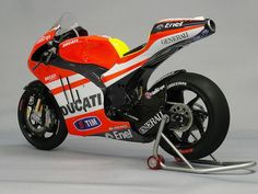 Ducati D16 V.Rossi 2011 by K'S Workshop