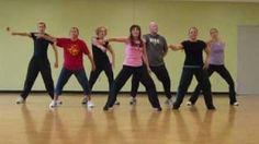 Imma Be - Black Eyed Peas GRDanceFitness - Grand Rapids, Mi., via YouTube.