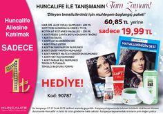 HuncaLife - Türkiye Resmi Web Sitesi