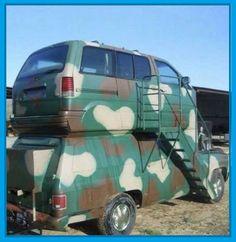 Wenn in der Camperfamilie überraschend Zuwachs kommt, ist das eine Möglichkeit gegen Platzprobleme. :-) Euer Hans vom Team der AutoErlebniswelt-Tü Taunus