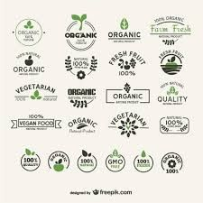 Image result for food logo labels
