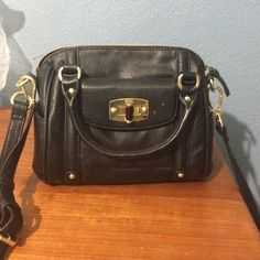 black purse black purse from target good condition Bags