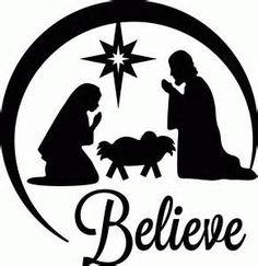 nativity scene silohette - Yahoo Image Search Results